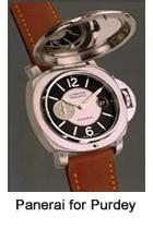 Panerai for Purdey - Panerai