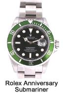 Rolex Anniversary Submariner - Rolex Watches